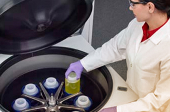 Centrifuges for Bioprocessing